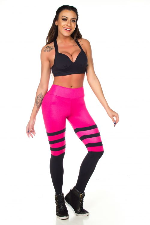 Legging Socks Pink