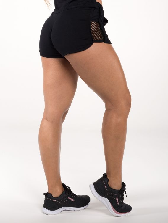 Short Viscolycra Preto